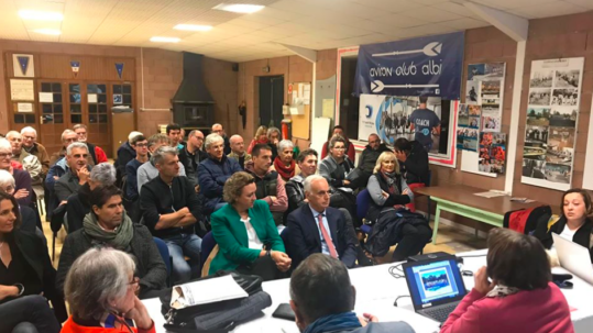 Assemble générale aviron albi 2019